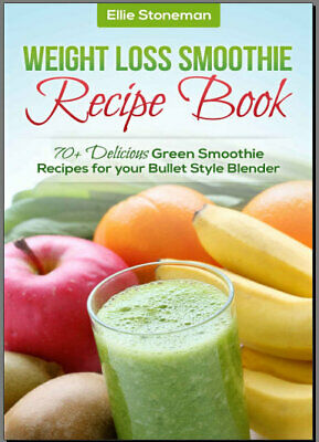 10-Day Green Smoothie Cleanse by Nutribullet 007NT - Eb00k/PDF - FAST Delivery