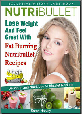 10-Day Green Smoothie Cleanse by Nutribullet 009NT - Eb00k/PDF - FAST Delivery