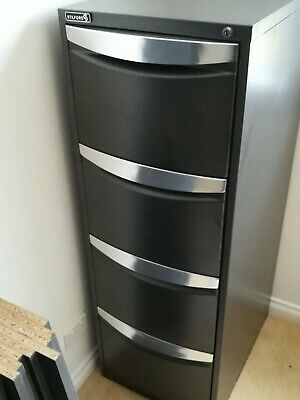 Stilford Metal Filing cabinet with four drawers