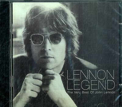 JOHN LENNON Legend - The Very Best CD NEW SEALED