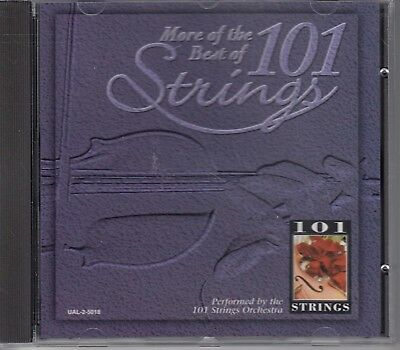 101 Strings - More Of The Best Of  / Cd