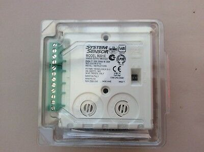 £30 System Sensor M201E Single Output Unit