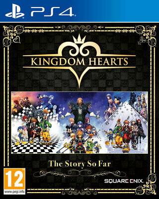 Kingdom Hearts: The Story so far PS4 ***PRE-ORDER ITEM*** Release Date: 29/03/19