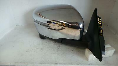 Nissan X Trail T32 14-17 Drivers Door Mirror With Camera