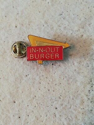 Pin's Pins in-n-out burger fast food
