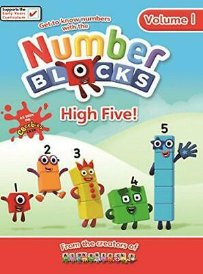 Number Blocks 1 to 5 Volume 1 [DVD], New, DVD, FREE & FAST Delivery