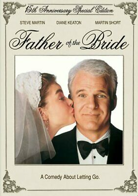 Father of the Bride (15th Anniversary Edition DVD) NEW