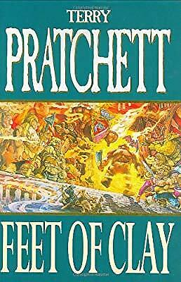 Feet Of Clay: Discworld: The City Watch Collection (Discworld Novels), Pratchett