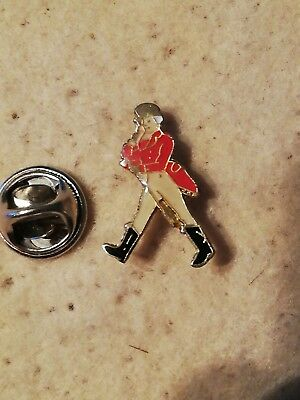 Pin's Pins Red Label Johnnie Walker personnage whisky whiskey