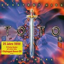 Greatest Hits...and More von Toto   CD   Zustand sehr gut