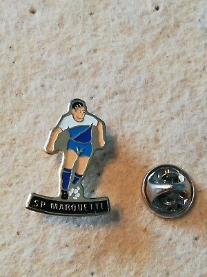 Pin's Pins football soccer voetbal SP Marquette
