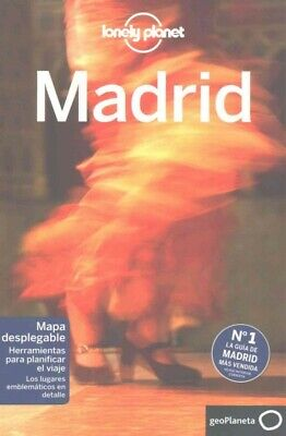 Lonely Planet Madrid, Paperback by Ham, Anthony, ISBN 8408148508, ISBN-13 978...