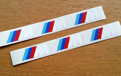 BMW M Sport Brake Caliper Stickers Decals Logos available for all models