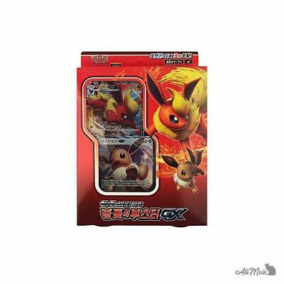 Pokemon Cartas Sun & Moon Enhanced Starter Set Corea Ver Tcg + 3Pcs Premium Car