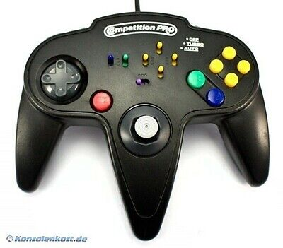 N64 - gamepad / Pad #black Competition Pro