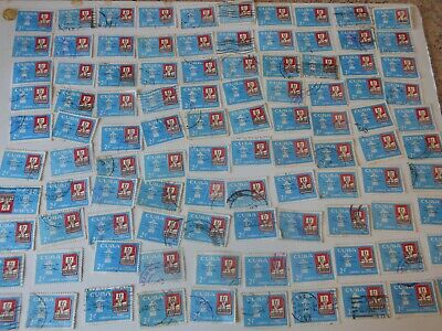 118 carribean stamps