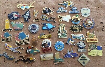 lot pin Pins Underwater  Diving Submarine No Comex  PLONGEE SOUS MARINE