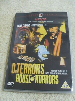 Dr. Terror`s House Of Horrors  (1965)....(Dvd)...classic British Horror / Amicus