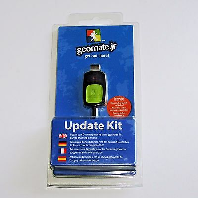 Geocache Geomate Jr  USB Cable   Update Kit   (New & Sealed)