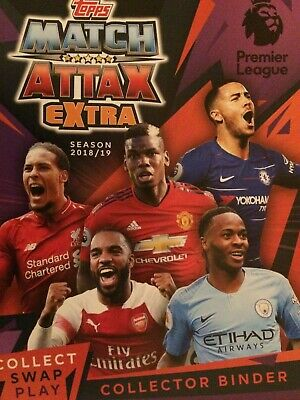 Match Attax Extra 2018/19 Man Of The Match/limited Edtion Buy 3 Get One Free