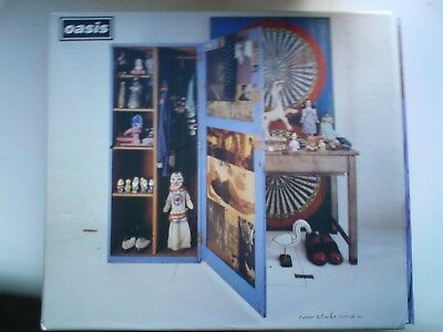 Oasis ~ Stop The Clocks Special 3 Disc Edition Gate fold 2 CD + DVD
