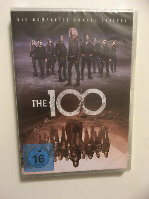 The 100 - Die komplette 5. Staffel [3x DVD] *NEU* DEUTSCH Season 5