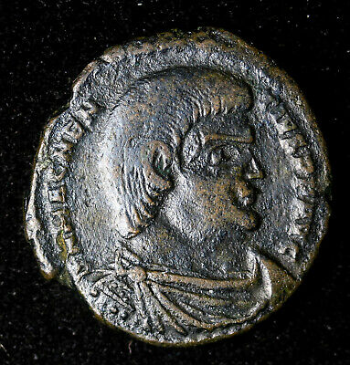 Magnetius 350 - 353 AD Double Centenionalis Bronze Ancient Roman Coin Christo...