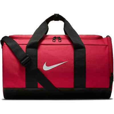 NIKE TEAM TRAINING Max Air Small Duffel Bag BA4897 Shoulder Strap ... baa8dcbbb6946