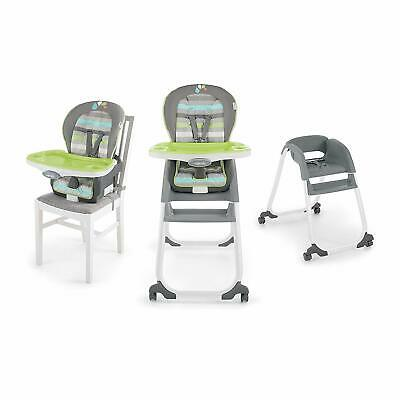 Ingenuity Trio 3-In-1 High Chair/Baby Booster Seat/Toddler Smart Chair - Vesper