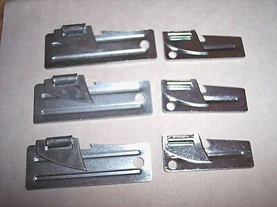 6 Military can openers p 51 p 38 army canopener p51 p38  3 each new 6 canopeners