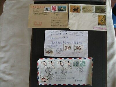 China; 4 Covers to 2003.