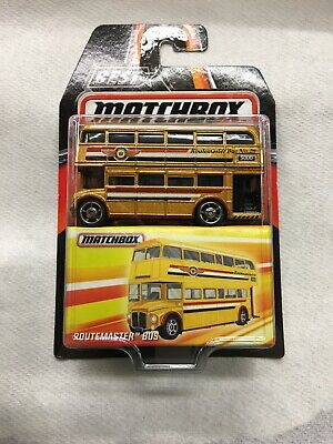 Routemaster Bus GOLD Best of Matchbox 2016 MXB W21