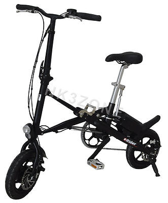"Electric bike EBike 250W 36V 324Wh Lithium Panasonic cells battery 12"" bicycle"
