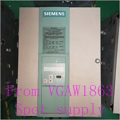 1PC Used SIEMENS 6RA7031-6DS22-0 Tested FAST Delivery