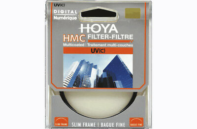 Hoya 82mm UV(C) HMC Digital Filter - New & Sealed UK Stock