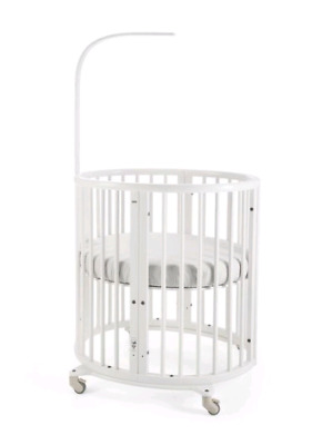 STOKKE Sleepi Mini and Cot extension package inc mattress