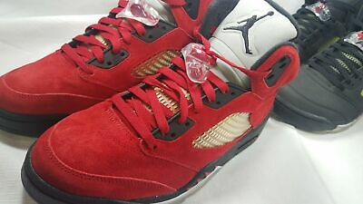 more photos bb5c0 e5b2b Air Jordan 5 Retro DMP RAGING BULL 2 PACK 5 5, 360968991 Sz.