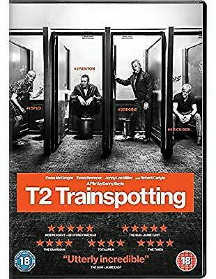 T2 Trainspotting [DVD] [2017], , Used; Very Good DVD