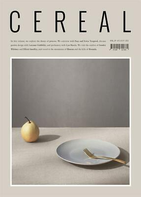 Cereal Magazine - Issue 17 - Travel & Style, Art & Culture