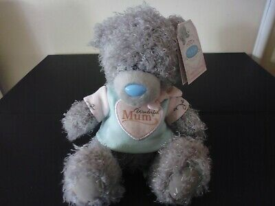 ME TO YOU BEAR ..Tatty Teddy..Wonderful Mum ...Ideal Mothers Day Gift..FREEPOST