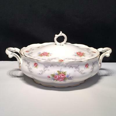 Royal Albert Tranquility Covered Vegetable Serving Dish Ch4800