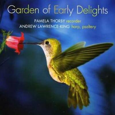 Various Composers : Garden of Earthly Delights CD (2008)