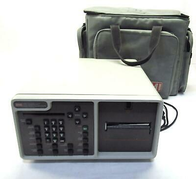 Dranetz 4800 PowerProfiler 4-Channel Line Disturbance Analyzer Monitor