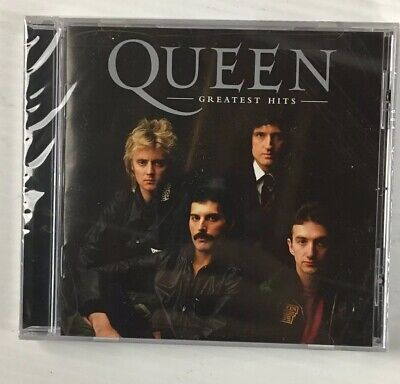 Greatest Hits by Queen (CD, Aug-2004, Hollywood) BRAND NEW