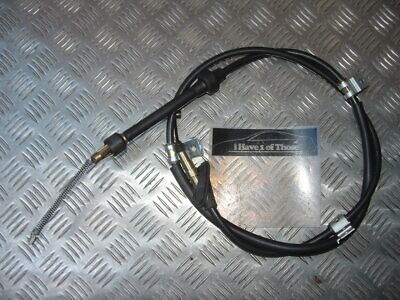 HONDA ACCORD CB3 L/H Handbrake Cable Drum Brake Models 1990 - 1993 BC2634