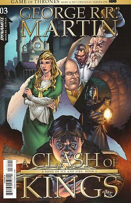 Game Of Thrones Clash Of Kings #3 Cover B Fumetto 2017 - Dynamite Got
