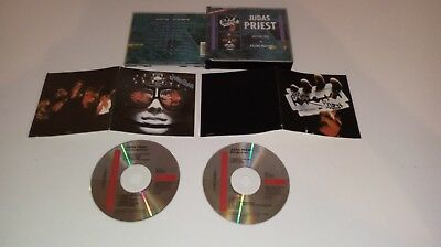 Judas Priest - British Steel / Killing Machine Double Cd