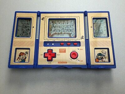 Tronica Treasure Island - Jeu electronique style Game & Watch - Vintage, 1983