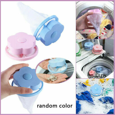 Hot Floating Pet Fur Catcher Laundry Lint & Pet Hair Remover For Washing Machine