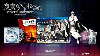 Tokyo Xanadu eX+ Plus - Limited Edition [Sony PlayStation 4 PS4 Action RPG] NEW